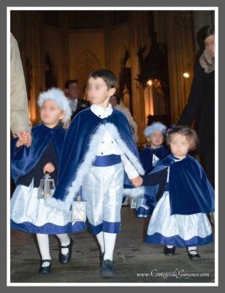 enfants d honneurjpeg - Chant D Envoi Mariage
